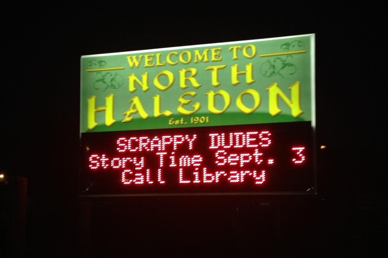 North Haledon Library 9/3/14