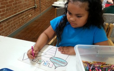 NJCDC Summer Arts & Literacy Classes