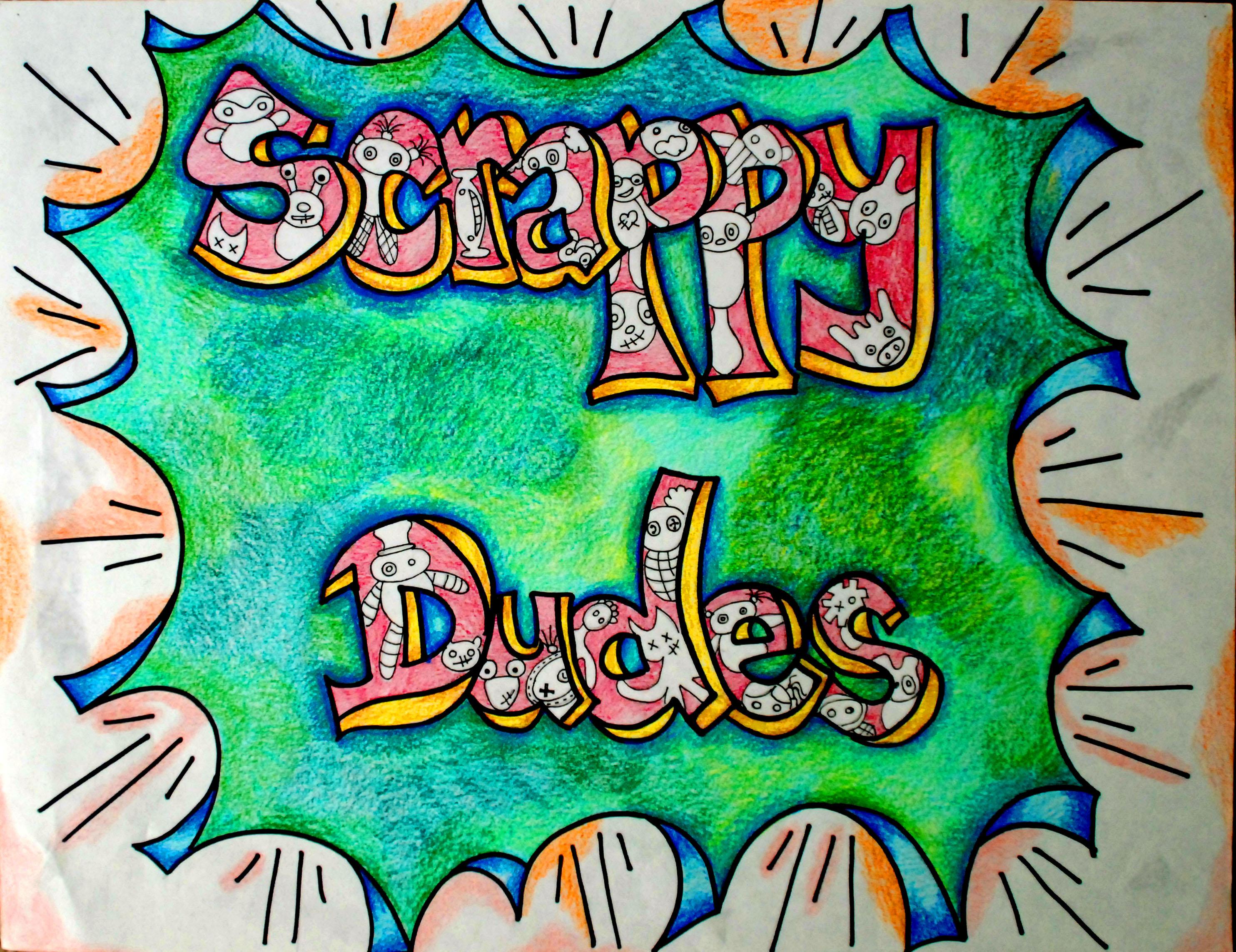 Scrappy Dudes Name and Origin