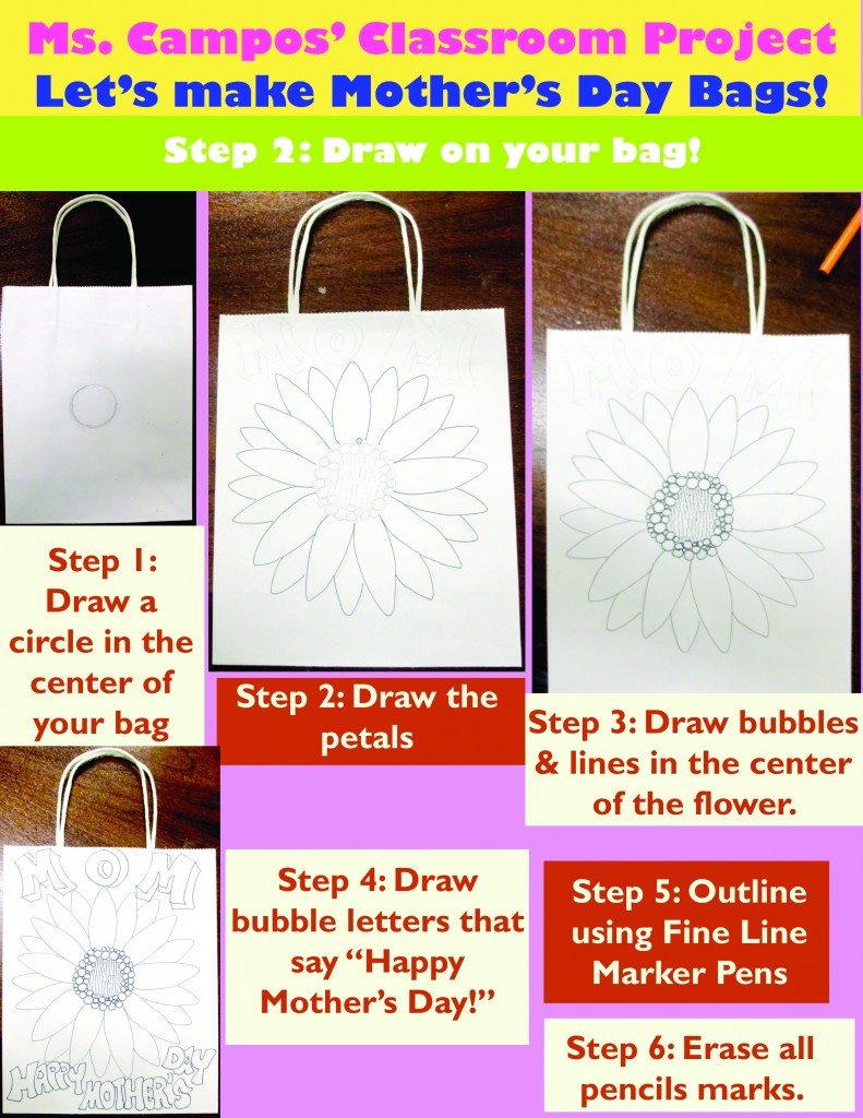 Mothers Day Bag_Lesson Step2